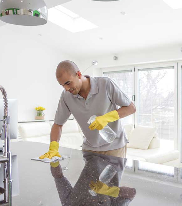 Commercial & Home Cleaning Services